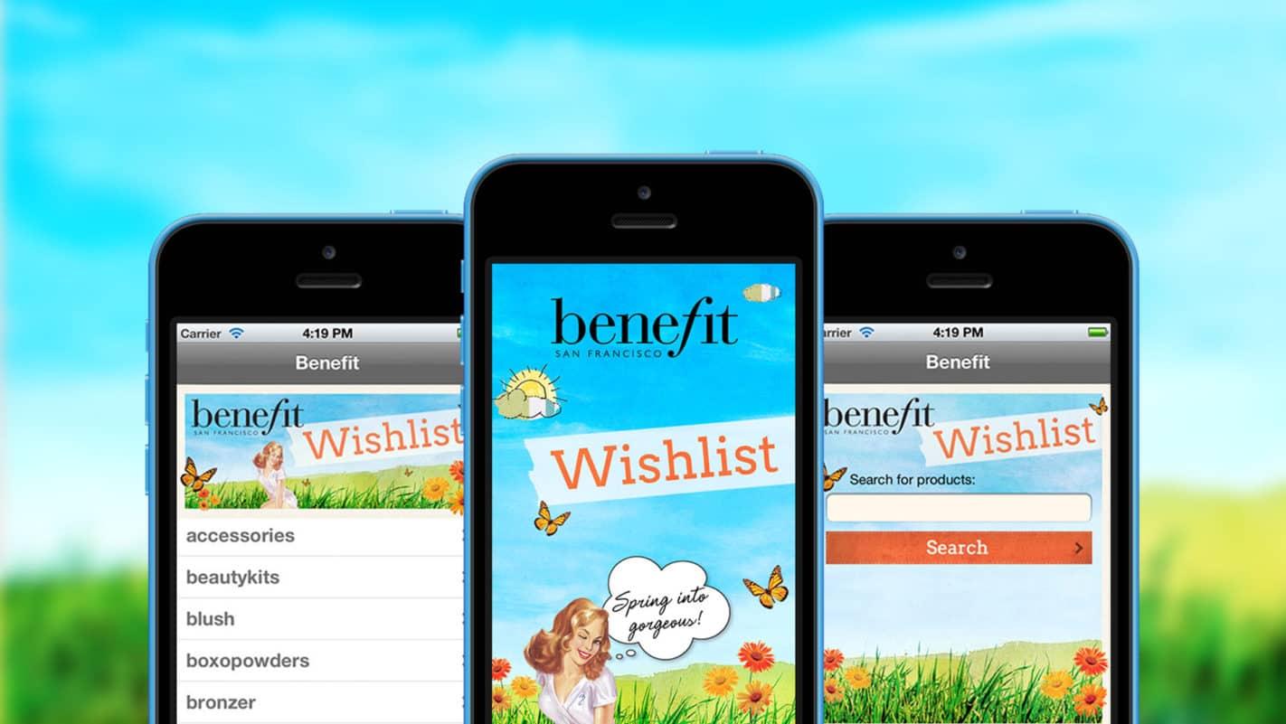 Benefit app