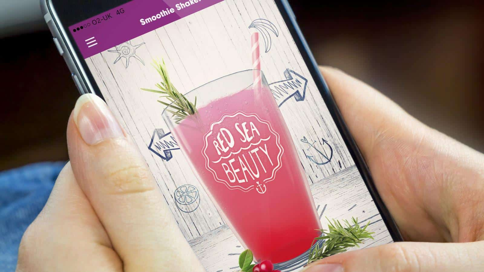 essence Augmented Reality app | Engine Creative