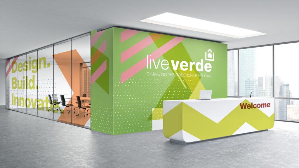 Live Verde brand creation