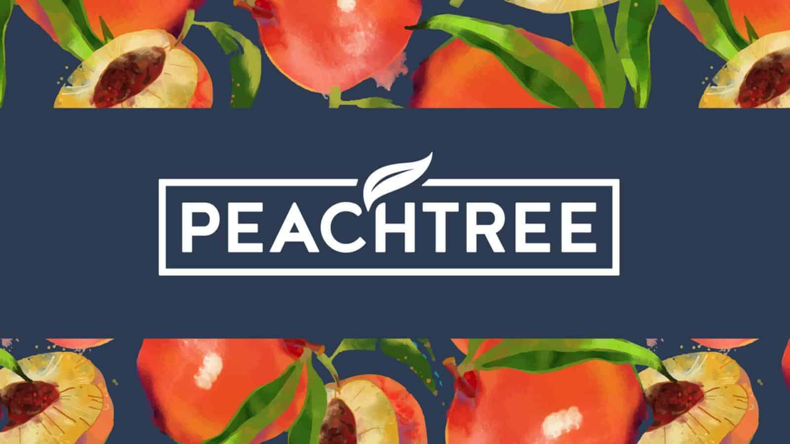 Peachtree retirement homes branding