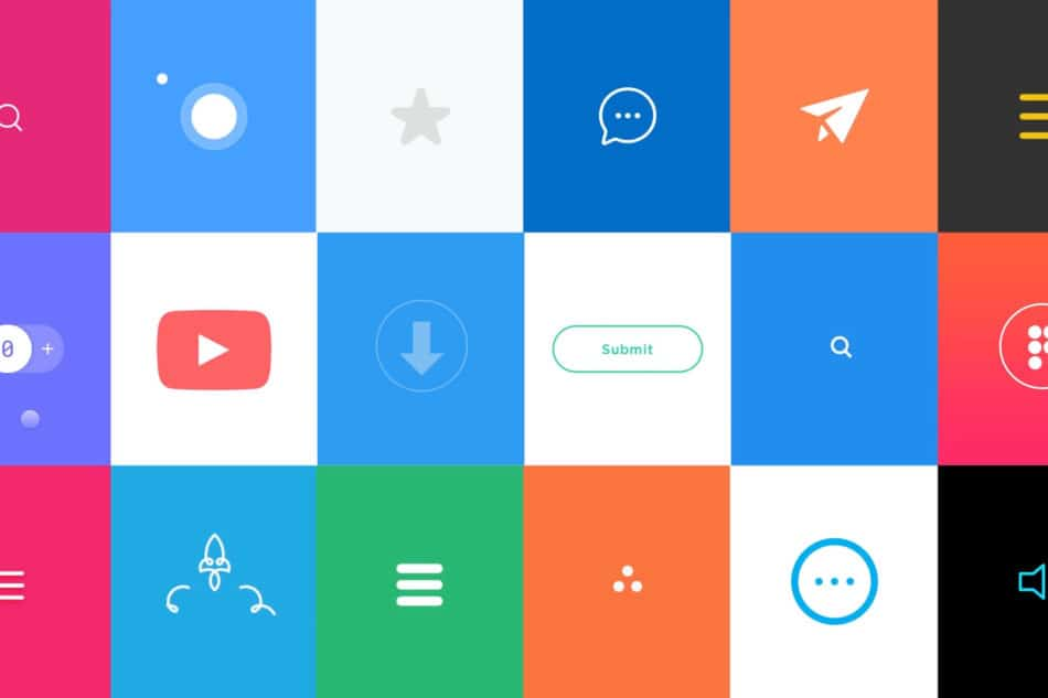 Interaction design and micro animations for better UX