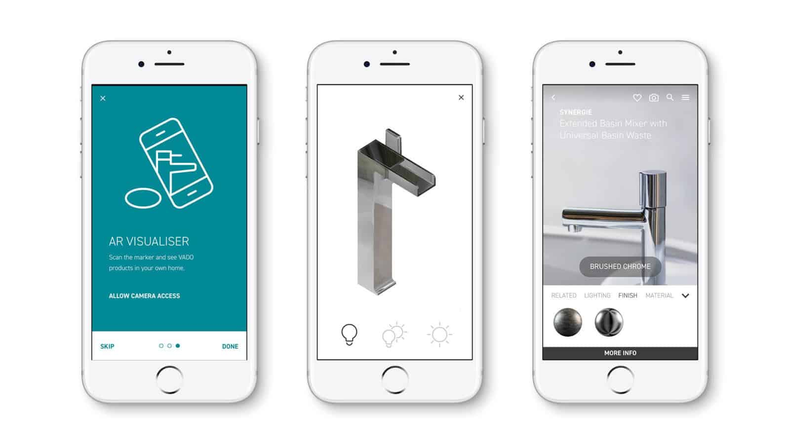 AR catalogue app 3