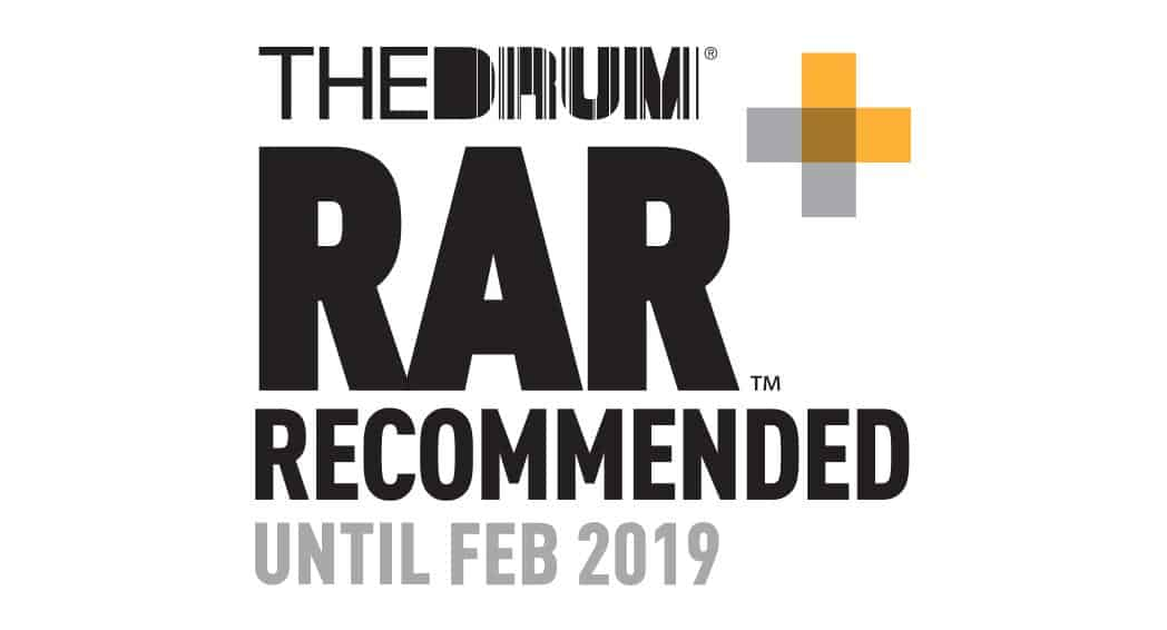 RAR Recommended Agency for augmented reality 2