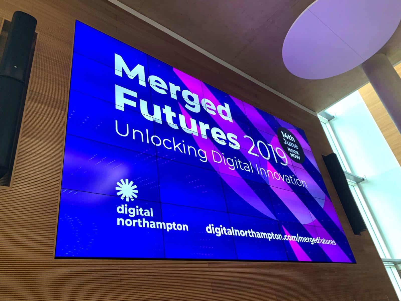 Digital innovation Northampton - Merged Futures